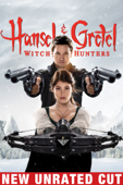 Hansel & Gretel: Witch Hunters (Unrated) cover