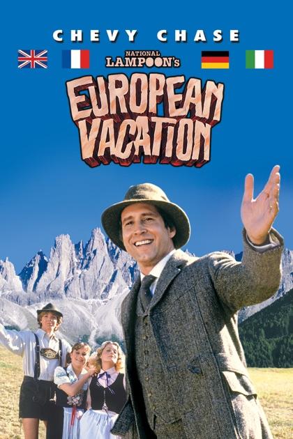 National Lampoon S European Vacation On Itunes