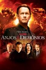 Capa do filme Anjos e Demônios