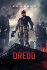 Capa do filme Dredd