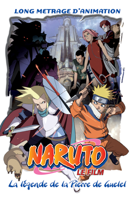Hirotsugu Kawasaki - Naruto : La légende de la Pierre de Guelel illustration