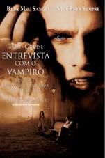 Capa do filme Entrevista Com o Vampiro