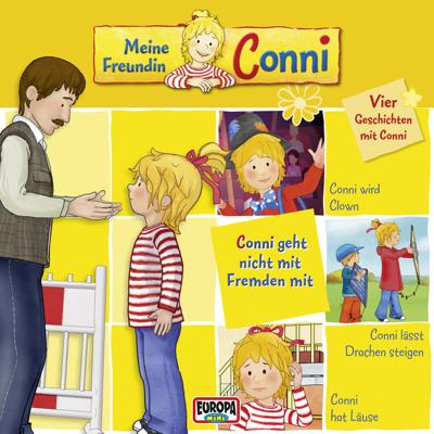 Conni geht nicht mit Fremden mit - Meine Freundin Conni