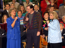 Christmas in the Country (feat. Terry Blackwood, Lisa Daggs, Buddy Mullins, Squire Parsons, Ann Downing and Sarah DeLane) [Live] - Bill & Gloria Gaither