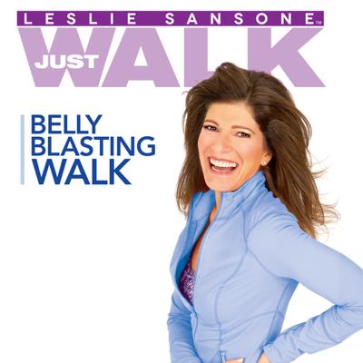 Leslie Sansone, Belly Blasting Walk - Leslie Sansone