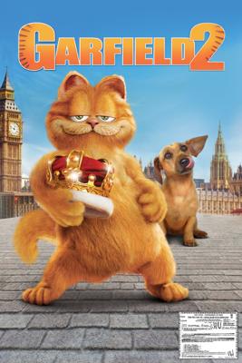 Tim Hill - Garfield: A Tail of Two Kitties artwork