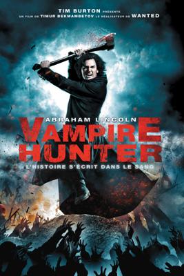 Timur Bekmambetov - Abraham Lincoln: Vampire Hunter illustration