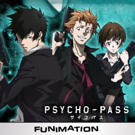 Psycho Pass Season 1 On Itunes