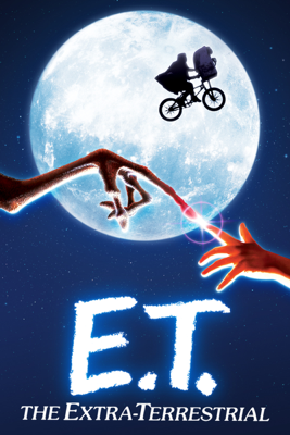 Steven Spielberg - E.T.: The Extra-Terrestrial bild
