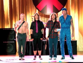 Dani California Red Hot Chili Peppers Alternative Music Video 2006 New Songs Albums Artists Singles Videos Musicians Remixes Image