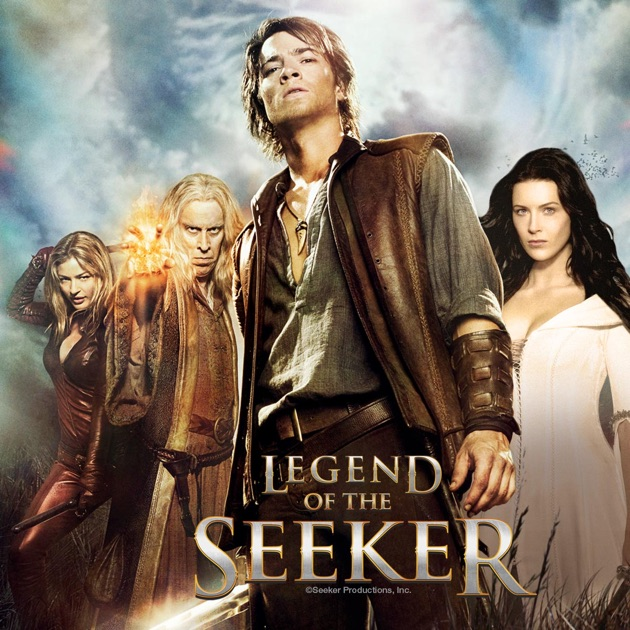 legend of the seeker season 2 en itunes