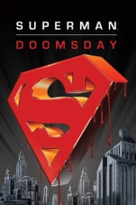 Capa do filme Superman Doomsday