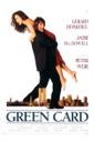 Affiche du film Green Card