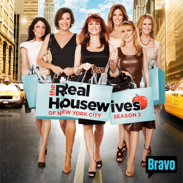 The Real Housewives Of New York City, Season 2 On ITunes