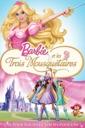 Affiche du film Barbie - et les trois mousquetaires
