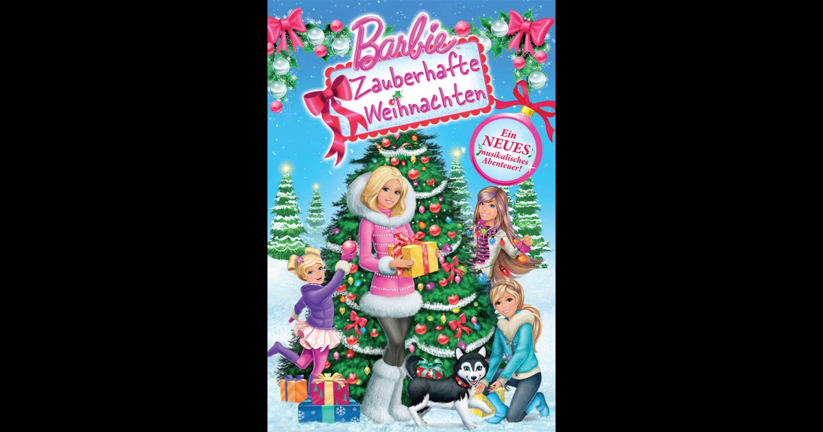 barbie zauberhafte weihnachten in itunes. Black Bedroom Furniture Sets. Home Design Ideas