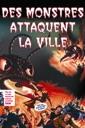 Affiche du film Des monstres attaquent la ville (Them!)