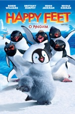 Capa do filme Happy Feet - O Pinguim (Dublado)