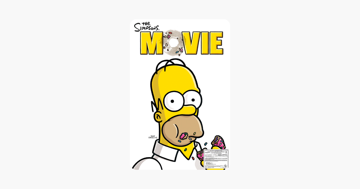 The Simpsons Movie On Itunes