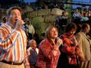 Jerusalem (feat. The Hoppers) [Live] - Bill & Gloria Gaither