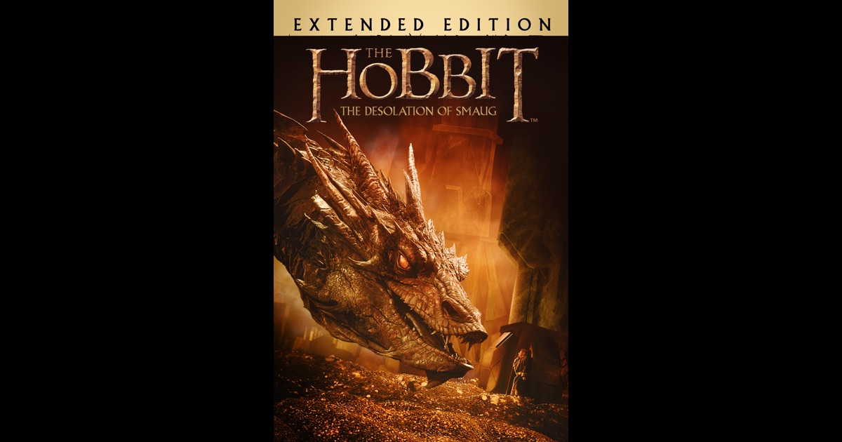 The Hobbit: The Desolation of Smaug Extended Trailer (HD