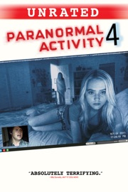 Paranormal Activity 4 Extended Edition
