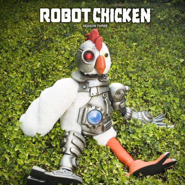 Consider, that Robot chicken naked boobs