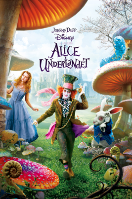 Tim Burton - Alice i Underlandet (2010) bild