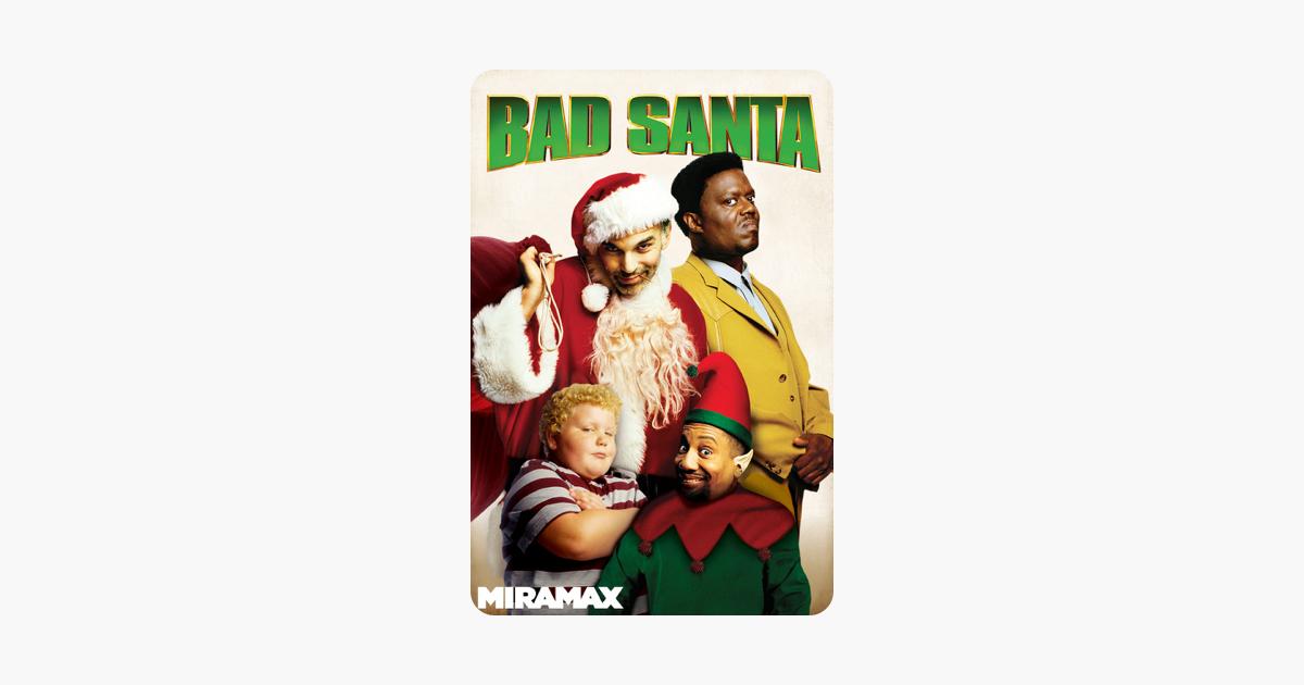 Bad Santa on iTunes
