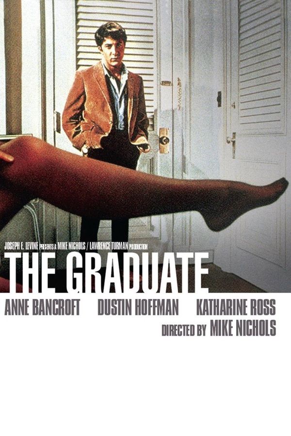 a review of the film the graduate The graduate criticizes an entire class of people who've turned themselves into ornaments, but, to double down on cavell's earlier points, its true failure is that nichols never turns that critique back onto the film itself.
