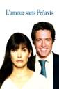 Affiche du film L\'amour sans préavis
