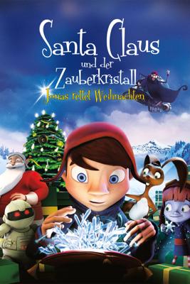 Antti Haikala - Santa Claus & der Zauberkristall - Jonas rettet Weihnachten Grafik