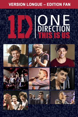 Morgan Spurlock - One Direction: This Is Us illustration