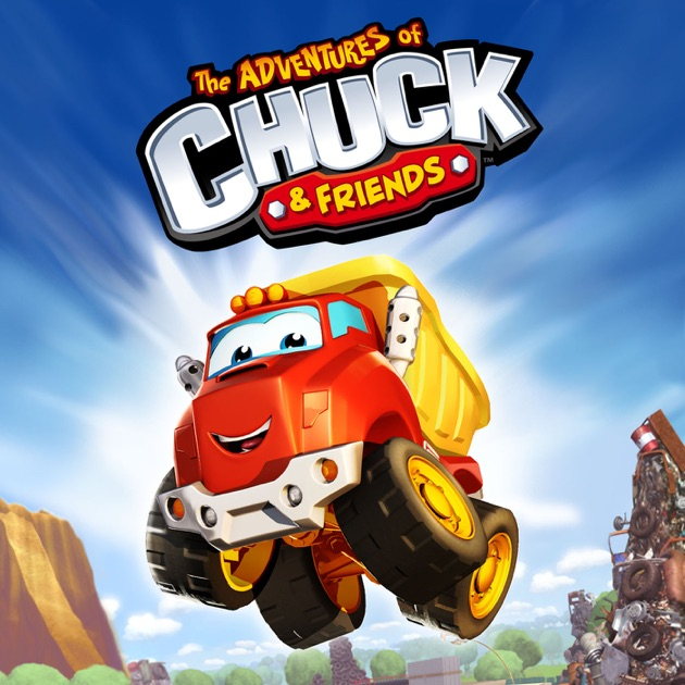 the adventures of chuck friends vol 2 on itunes