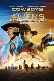 Cowboys Aliens Extended Edition