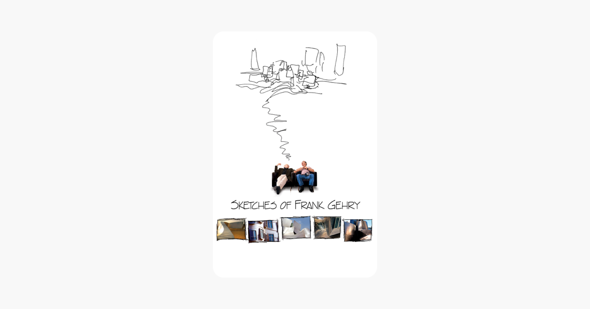 Sketches Of Frank Gehry On Itunes