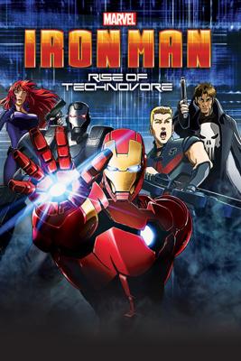 Hiroshi Hamasaki - Iron Man: Rise of Technovore bild