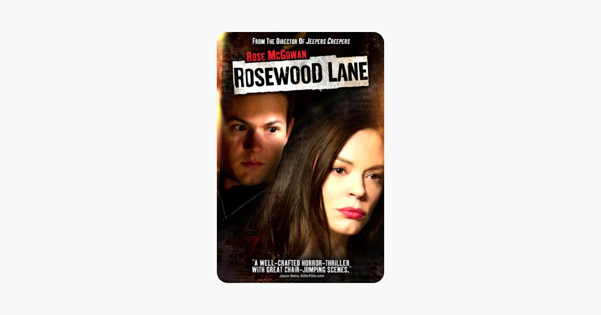 Rosewood Lane on iTunes