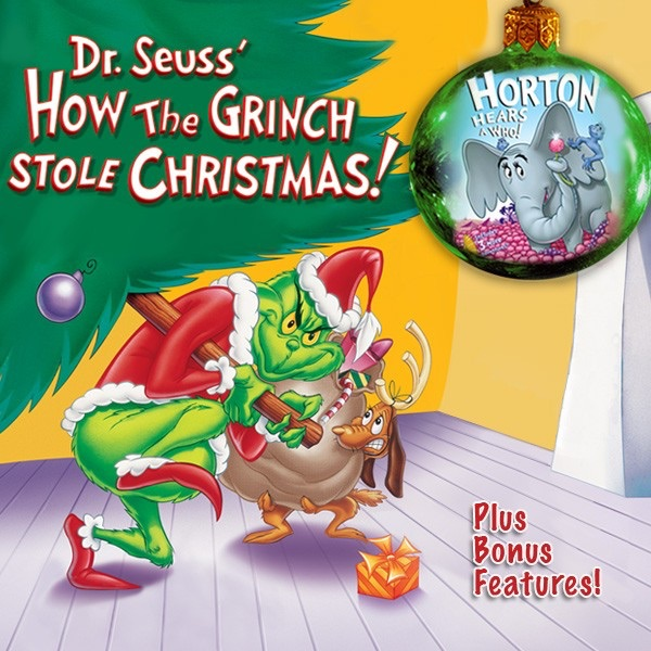 dr seuss how the grinch stole christmas remastered edition on itunes - When Does How The Grinch Stole Christmas Come On Tv