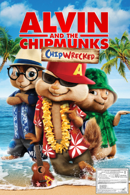 Mike Mitchell - Alvin and the Chipmunks: Chipwrecked artwork