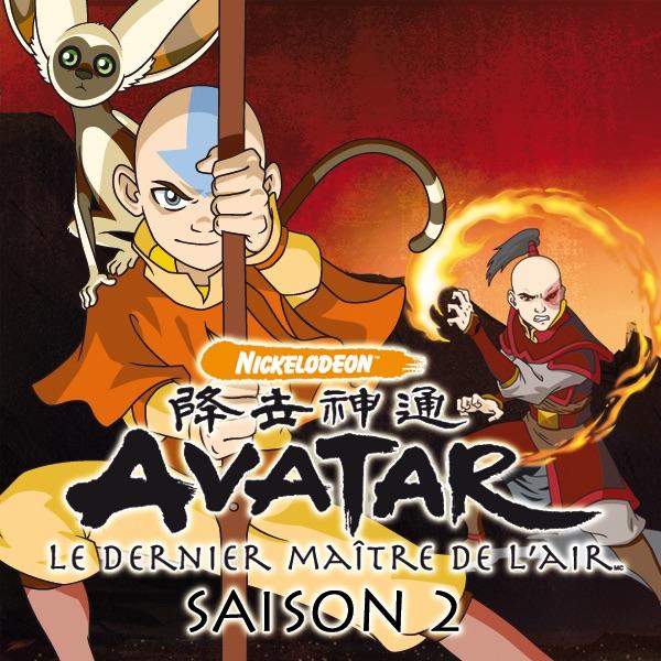 Avatar: Le Dernier Maître De L'Air, Saison 2 Sur ITunes
