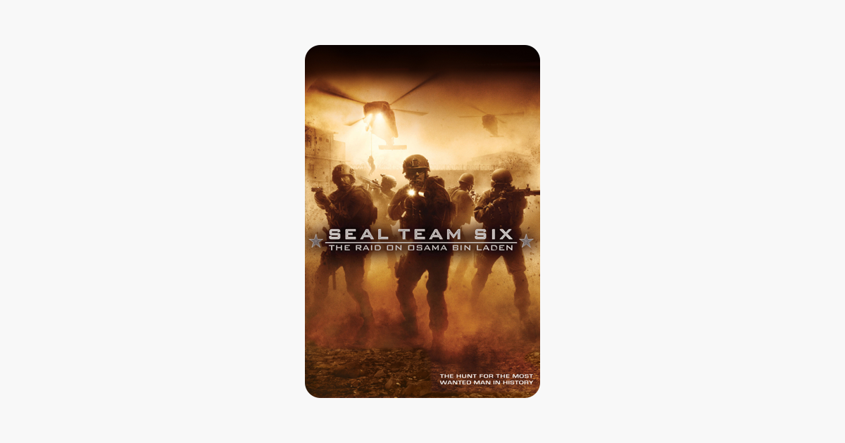‎Seal Team Six: The Raid On Osama Bin Laden on iTunes