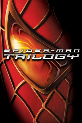 Poster for Spider-Man Trilogy