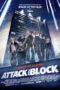 Affiche du film Attack the block
