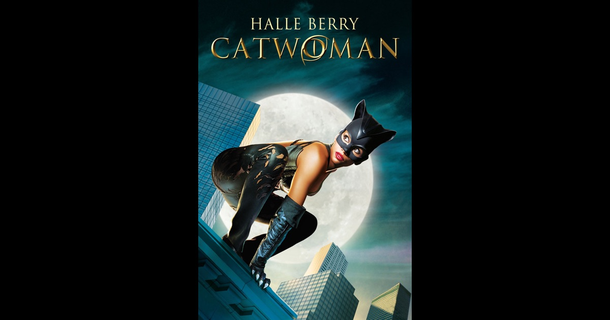 Catwoman on iTunes