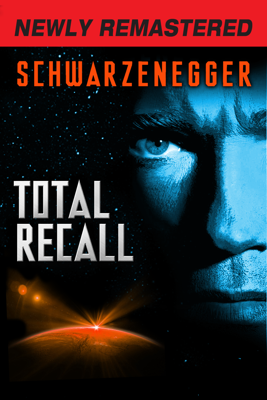 Total Recall: Mind-Bending Edition - Paul Verhoeven