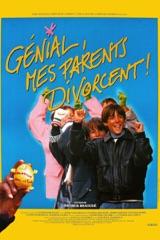 Génial, mes parents divorcent!