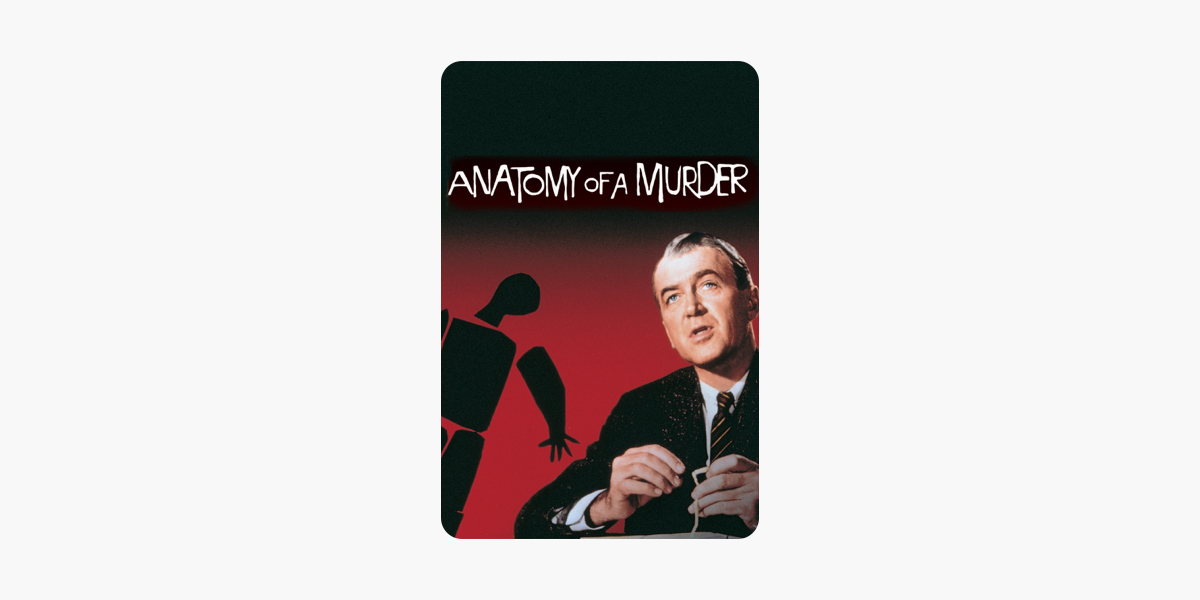 Anatomy Of A Murder On Itunes