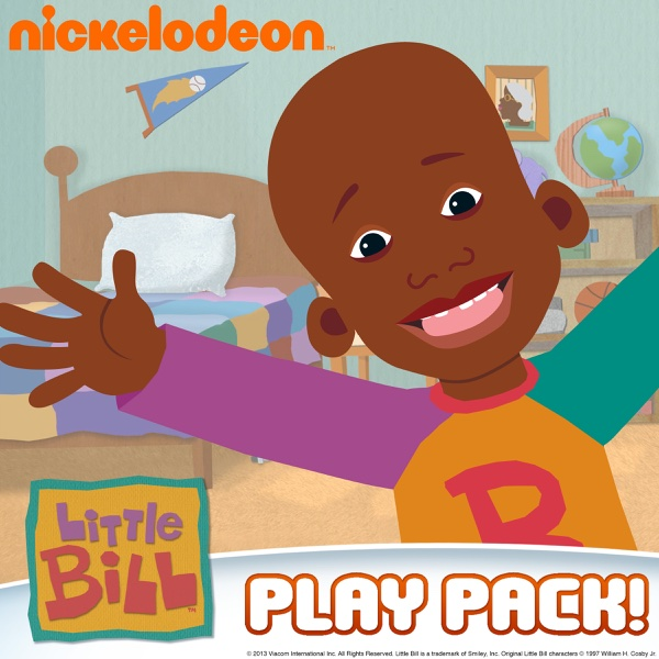 Watch Little Bill Season 2 Episode 5: Are We There Yet