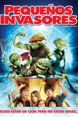 Pequeños Invasores - Aliens In the Attic